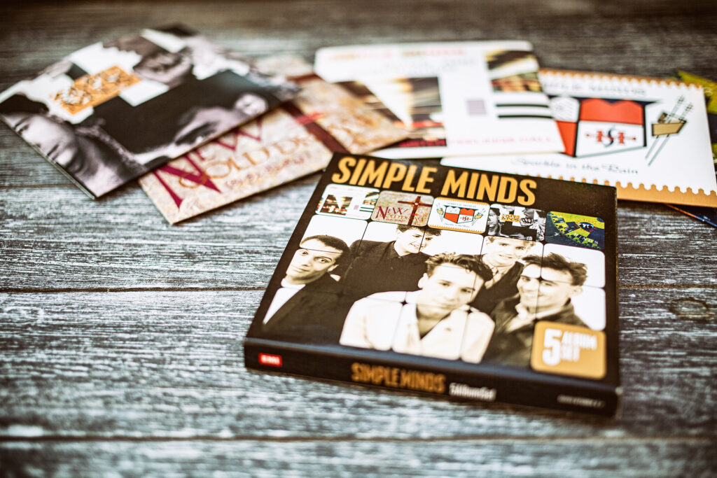 Simple Minds Musikempfehlung
